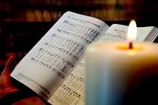 hymn-candle