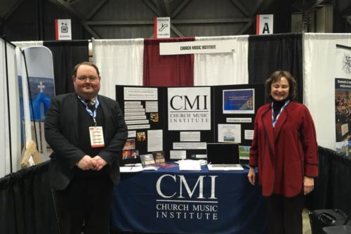 CMI at American Choral Directors' Association, 2019