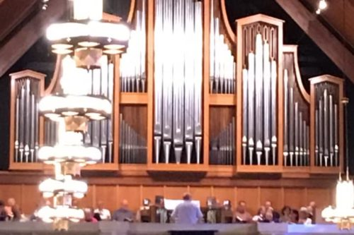 All Times and Places Praise the Lord Hymn Festival in June
